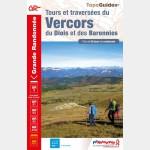 FFR - 904 TOURS ET TRAVERSEES DU VERCORS (Guide)