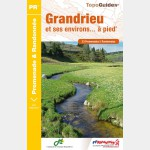 FFR - P482- GANDRIEU ET ENVIRONS A PIED (Guide)