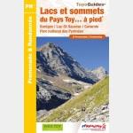 FFR ST04 - LACS ET SOMMETS DU PAYS TOY (Guide