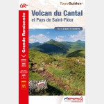 FFR 400 - VOLCAN DU CANTAL - PAYS ST-FLOUR (Guide)