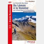 FFR 504 - DU LEMAN A LA VANOISE (Guide)
