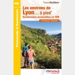 FFR RE20 - LES ENVIRONS DE LYON A PIED (Guide)