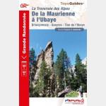 FFR 531 - DE LA MAURIENNE A L'UBAYE (Guide)