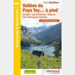 FFR ST05 - VALLEES DU PAYS TOY A PIED (Guide)