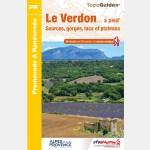 FFR P042 - LE VERDON A PIED (Guide)