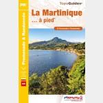 FFR D972 - LA MARTINIQUE A PIED - recto