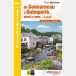 FFR P297 - CONCARNEAU A QUIMPERLE A PIED