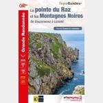 FFR 348 - POINTE DU RAZ.MONTAGNES NOIRES