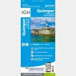 0519ET - Quimper/Concarneau/Îles de Glenan - Recto