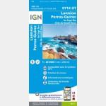 0714OT Recto / Lannion - Perros-Guirec - Les Sept Îles - Côte de Granit Rose