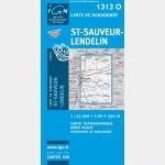 Saint-Sauveur-Lendelin (Gps)