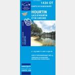 Hourtin/Lacs d'Hourtin et de Carcans (Gps)
