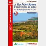 FFR - 1451 - La Via Francigena à travers le Pas-de-Calais