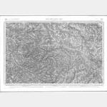 Carte de l'état-major  - Feuille 163 ROCHECHOUART - Taille Douce