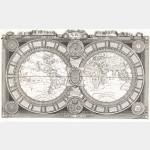 Le Monde Connu en 1688 (Offset)