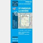 Saint-Pardoux-La-Riviere (Gps)