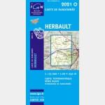 Herbault (Gps)