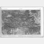 Carte de l'état-major  - Feuille 211 LE BUIS - Taille Douce