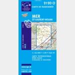 Mer/Saint-Laurent-Nouan (Gps)