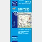 Pithiviers/Neuville-Aux-Bois (Gps)