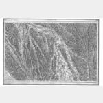 Carte de l'état-major  - Feuille 228 CASTELNAU - Taille Douce