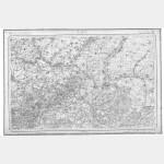 Carte de l'état-major  - Feuille 22 LAON - Taille Douce