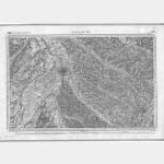 Carte de l'état-major  - Feuille 230 TOULOUSE - Taille Douce