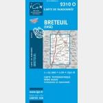 Breteuil (Oise) (Gps)