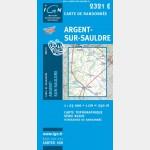 Argent-Sur-Sauldre (Gps)