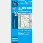 Laroquebrou/Barrage De Saint-Etienne-Cantales (Gps)
