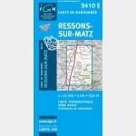 Ressons-Sur-Matz (Gps)