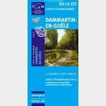 Dammartin-En-Goële (Gps)
