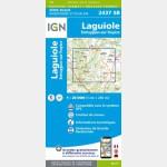 2437SB Recto - Laguiole - Entraygues-sur-Truyère