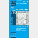 Vic-Sur-Aisne (Gps)