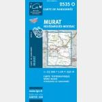 Série Bleue IGN - Murat - Recto