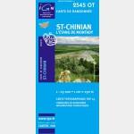 Saint-Chinian / l'Etang de Montady (Gps)