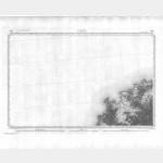Carte de l'état-major  - Feuille 260 CALVI - Taille Douce