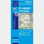 Saint-Amand-Les-Eaux (Gps)