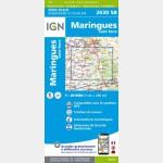 2630SB Recto - Maringues - Saint-Yorre