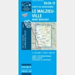Le Malzieu-Ville/Mont-Mouchet (Gps)