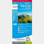 2640OTR - Gorges du Tarn et de la Jonte/Causse Mejean/Pn des Cevennes - Résistante - recto