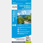 2642ET - Saint-Guilhem-le-Désert - recto