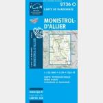 Monistrol d'Allier (Gps)