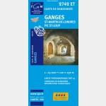 Ganges/Pic Saint-Loup/Saint-Martin-De-Londres (Gps)