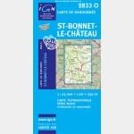Saint-Bonnet-Le-Château (Gps)