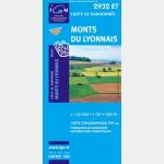 Monts du Lyonnais (Gps)