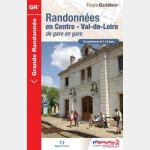 Randonnées en Centre - Val-de-Loire de gare en gare - Recto