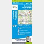 3113SB Recto - Clermont-en Argonne - Dugny-sur-Meuse