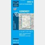 Gendrey (Gps)