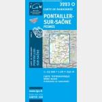 Pontailler-Sur-Saône / Pesmes (Gps)
